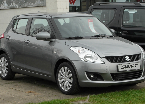 Suzuki Swift 1.2 (автомат)